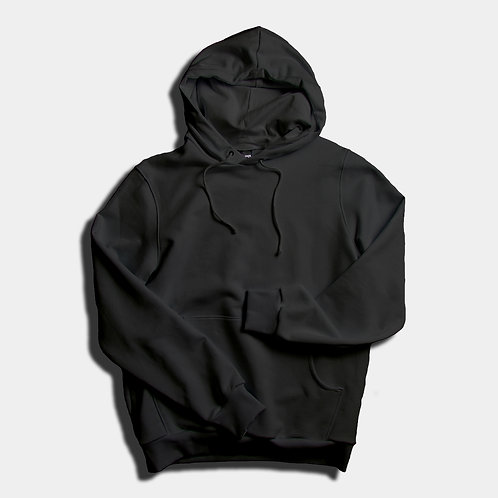 HOODIE basic - Midnight Black