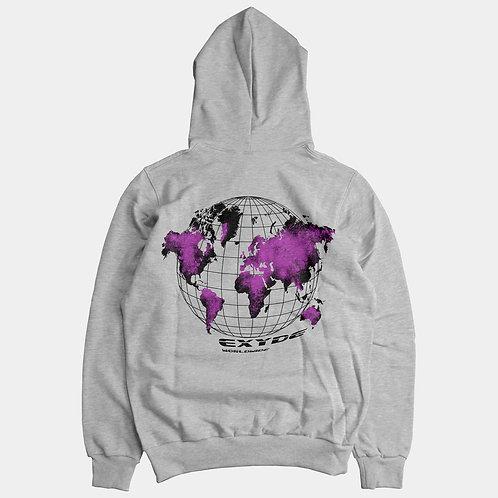 GLOBAL WARMING - mèlange hoodie