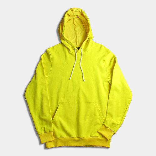 HOODIE basic - Yellow