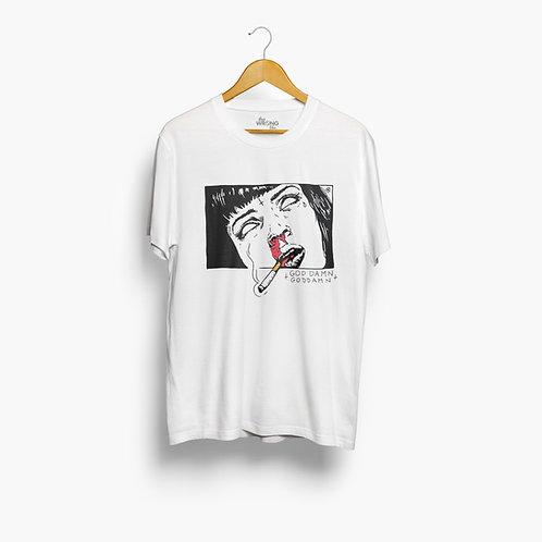 GODDAMN - T-shirt unisex