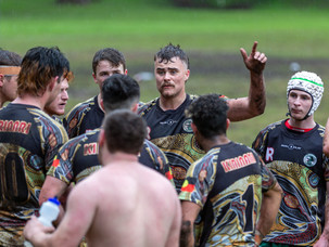 Como u18 Gold celebrate indigenous heritage with win over Coogee Randwick