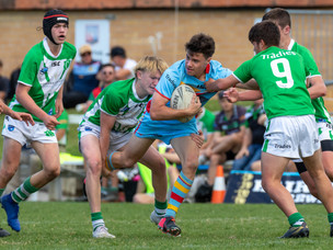 De La Salle u15 Gold hold-on to beat Gymea in epic Grand Final encounter
