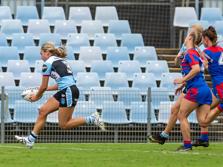 Tarsha Gale Sharks suffer first loss for 2021