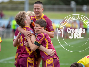 Junior Rugby League set to make a comeback in July 2020...