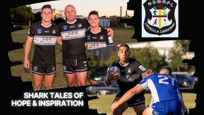 Shark Tales of Hope and Inspiration