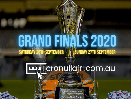 GRAND FINALS 2020 - EVERYTHING YOU NEED TO KNOW...