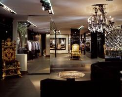 VIA SPIGA  Baroque chairs and lounge - DG Via della Spiga 26.jpg