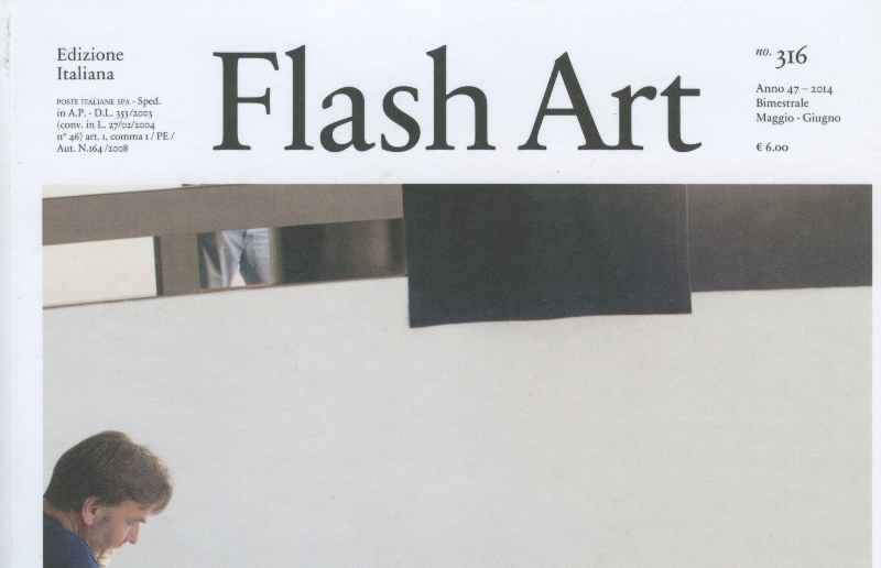 Flash Art May/June 2014