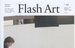 Flash Art May/June 2014