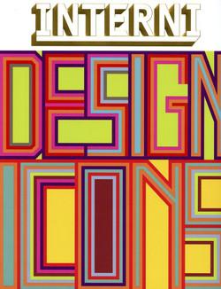 Interni design icons 1954 - 2016