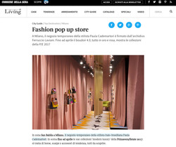 Paula Cademartori Pop-up store