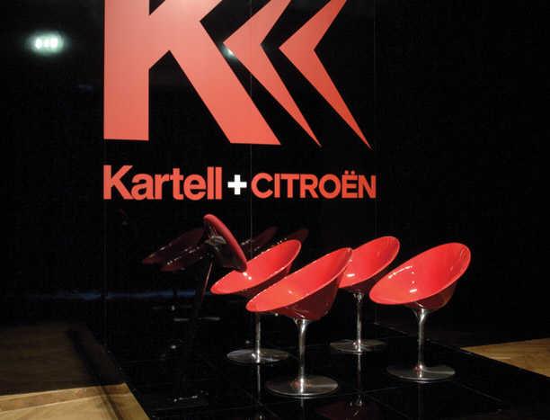 Kartell + Citroen