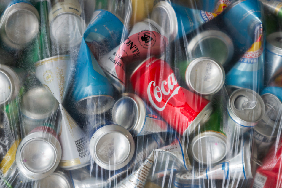 Coca Can Bag