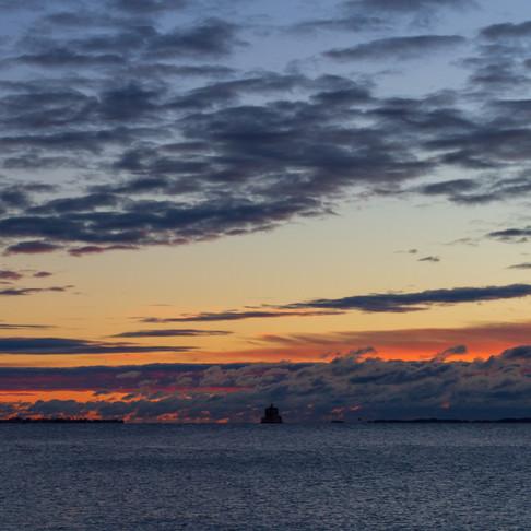 Ocean Beach Park Sunrise