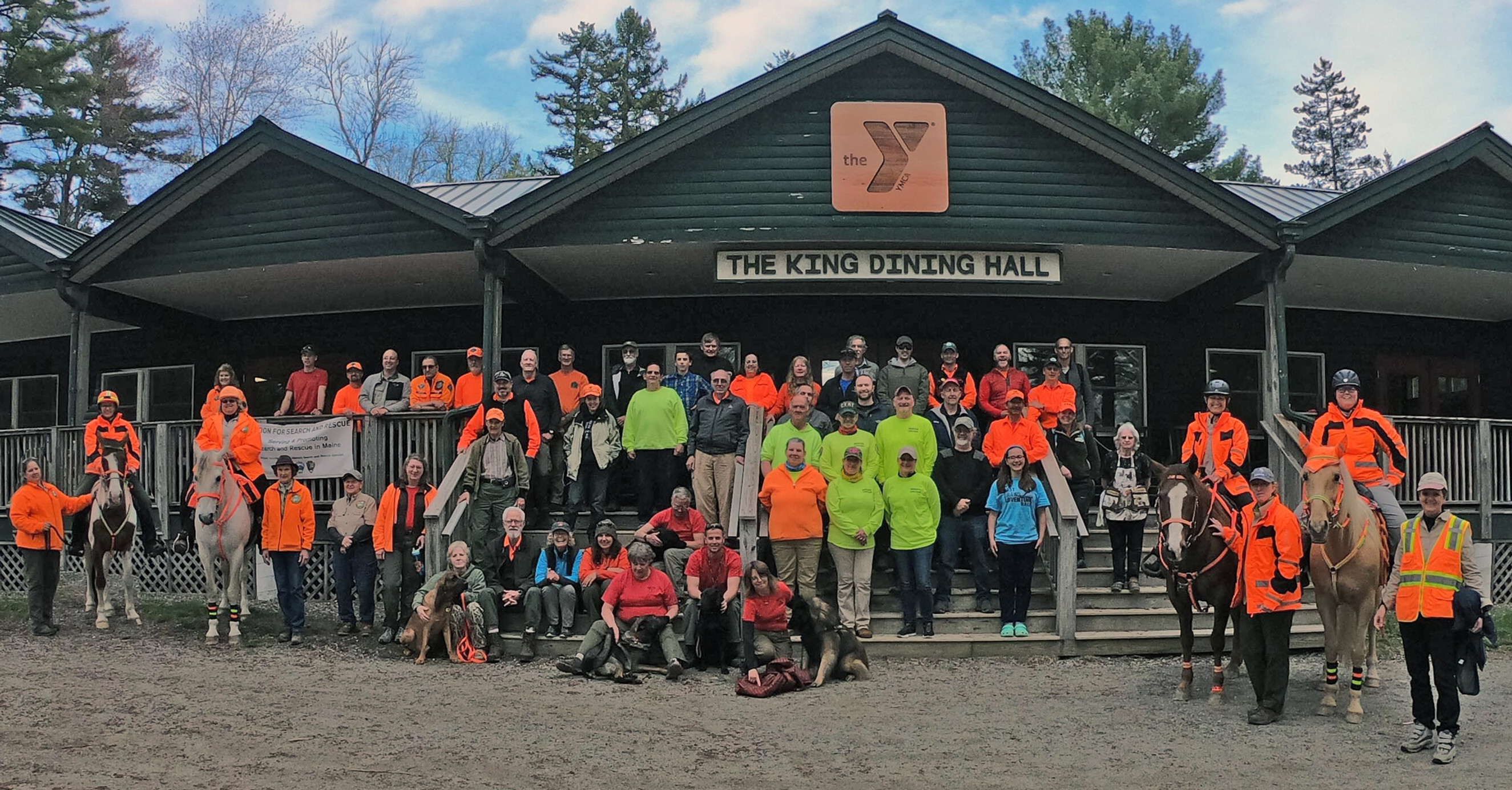Maine Association for Search and Rescue (MASAR)