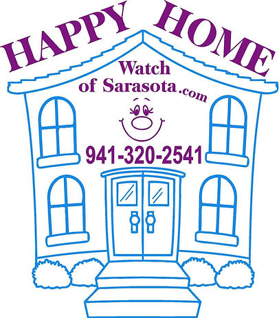 Happy Home Watch Logo