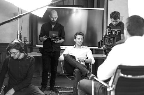 Stackfilm Interview