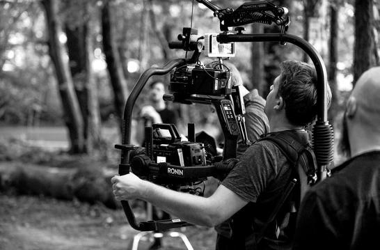 Stackfilm DJI Ronin 2, Making Of