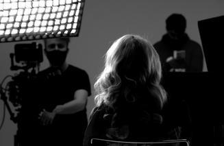 Stackfilm Studio Licht
