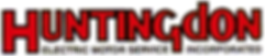 Huntingdon Electric Motor Logo