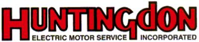Huntingdon Electric Motor Logo