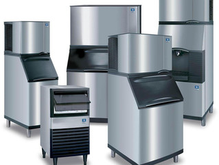 The Difference Between Air-Cooled & Water-Cooled Ice Machines