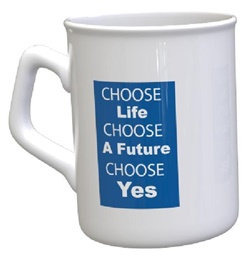 Choose Yes Mug