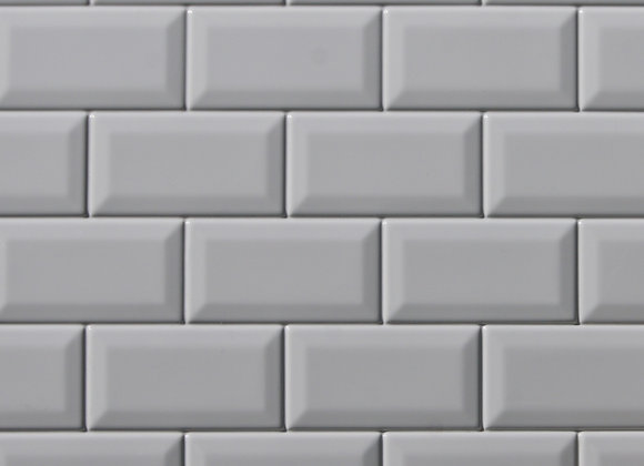 Grey Bevel Metro