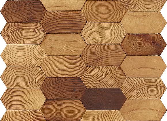 Stereo Honeycomb