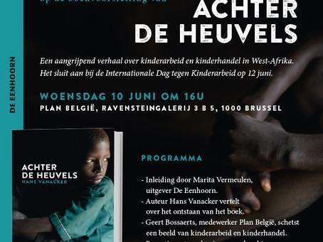 """""""Achter de heuvels"""": presentatie in Brussel"""