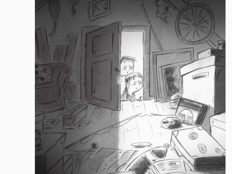 """""""Villa Neptune"""": mijn vijfde boek komt eraan"""