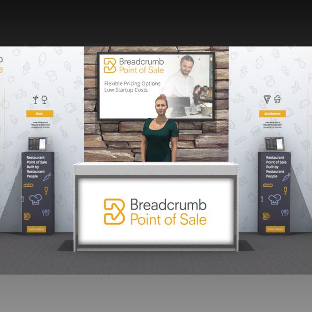 Breadcrumb Booth