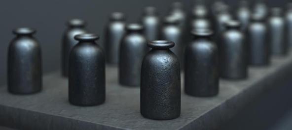 Jars - Personal work