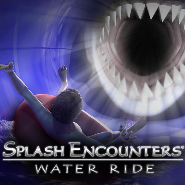 Splash Encounters Water Ride