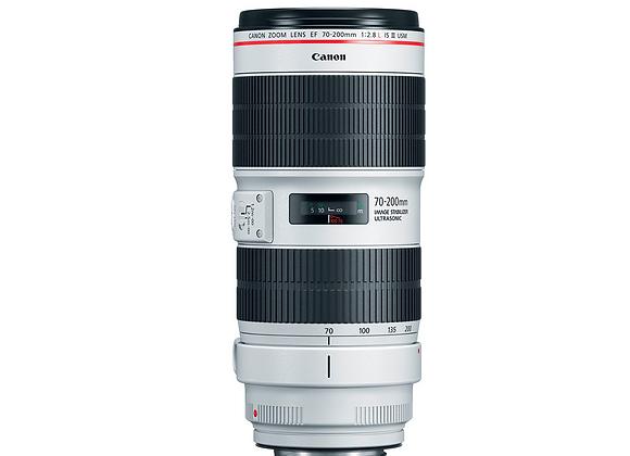 Canon EF 70-200mm f2.8 iii