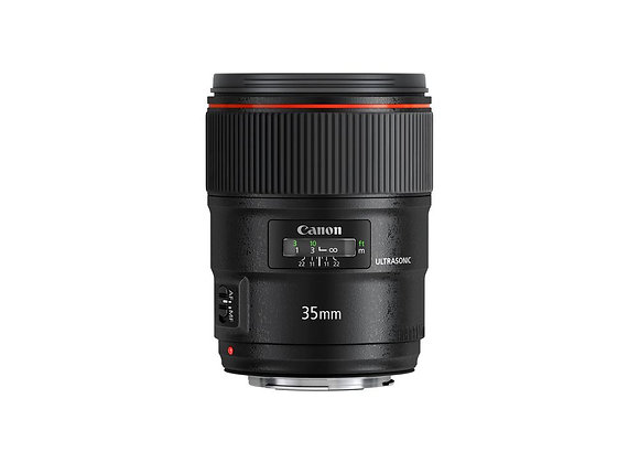 Canon EF 35mm f1.4