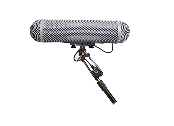 Rycote Supershield with Boom and Røde NTG1