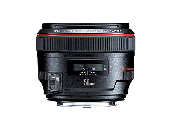 Canon EF 50mm f1.2