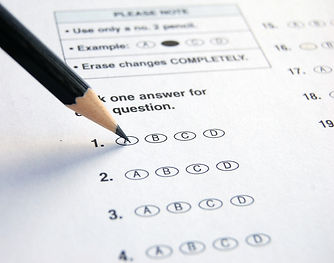 Guessing in Multiple Choice Exams