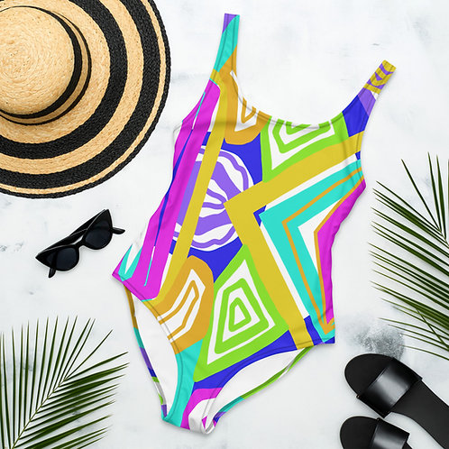 Kaya One-Piece Swimsuit