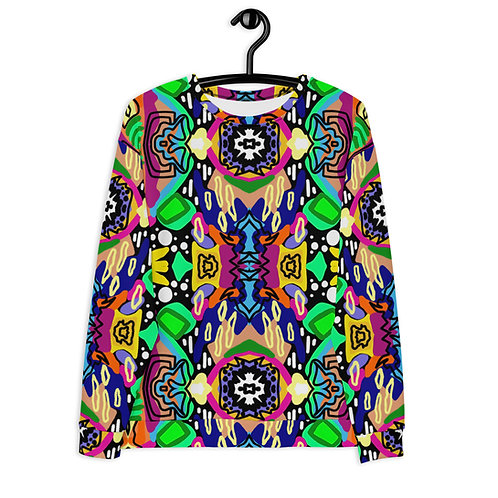 Mira (Flower Bomb)- Unisex Sweatshirt