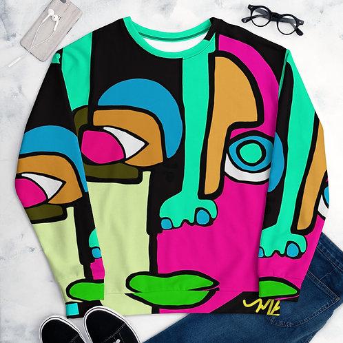 Cara (P/G) Full Design- Unisex Sweatshirt