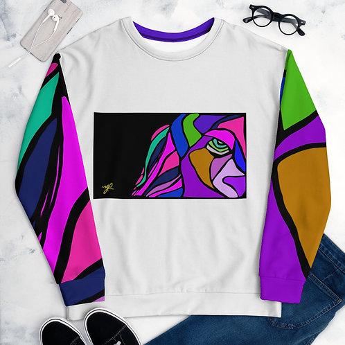 Judah (Purple) Unisex Sweatshirt