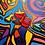 Thumbnail: FACE MASK - Ade Design- Orange (Style II)
