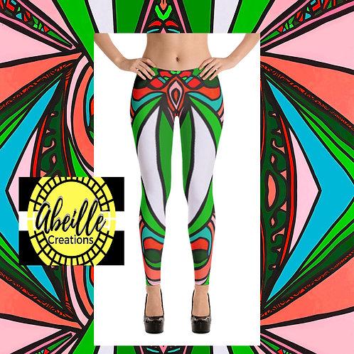 Abeille Leggings- Reese Design