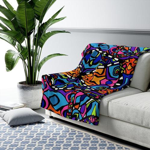 Maji- Fleece/Fur Blanket