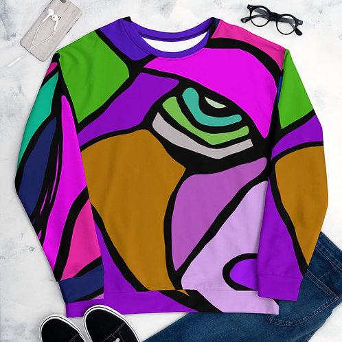 Judah (Purple) Full Design- Unisex Sweatshirt