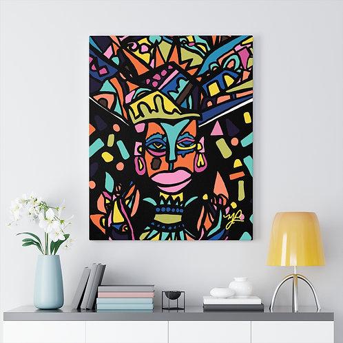 Zula Mama- Canvas Gallery Wrap