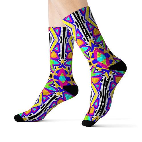 Aloha Design-- Socks