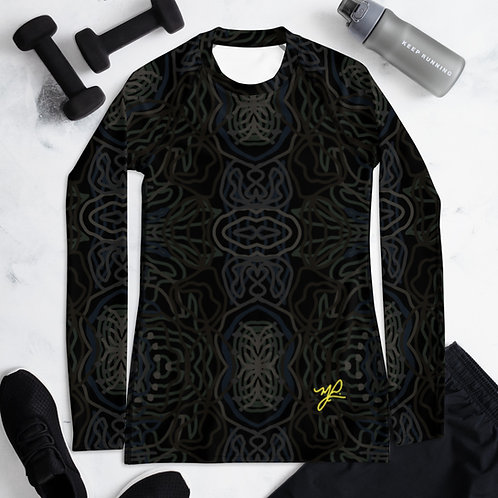 Onyx -Women's Long Sleeve Shirt